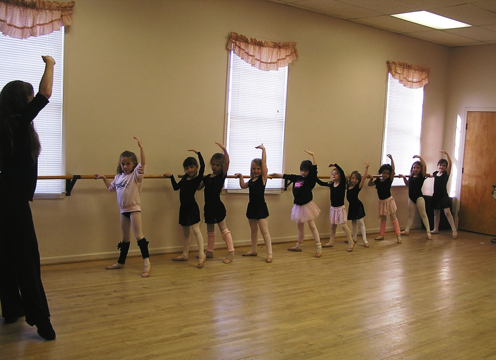 Dance instructors for children