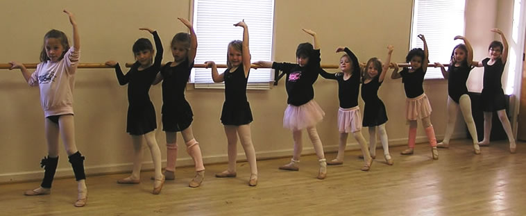 Ballet and dance for girls